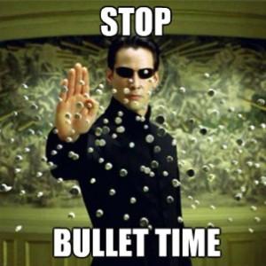 bullet meme