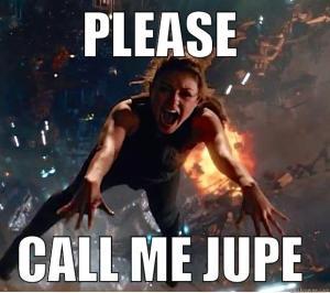 More like Jupiter Descending LOL