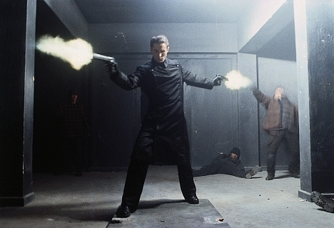 Not the Matrix.