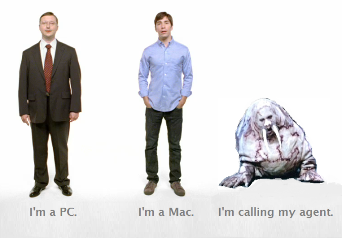 mac pc walrus